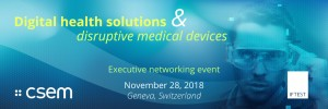 digital-health-solutions & disruptive medical dvices